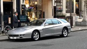 Ferrari 456 station wagon shooting brake