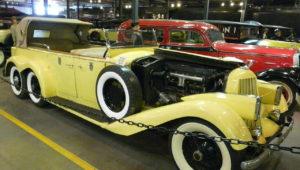 Griffith's six-wheeled H6A