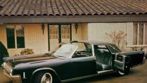 Lincoln Continental Town Brougham Show Car '1964