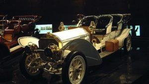 Mercedes 75HP Doppel phaeton