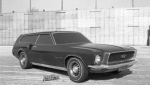 The Mustang Shooting Brake
