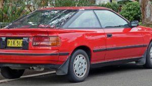 Toyota Celica (ST162) SX liftback