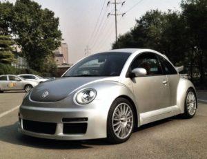 VW Beetle RSI street photo GT
