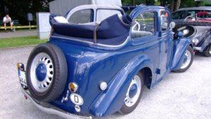 Ford Eifel Cabrio Coach
