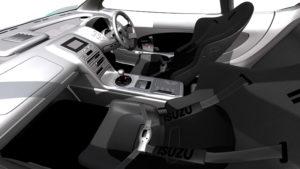 Isuzu 4200R interior specification data gt
