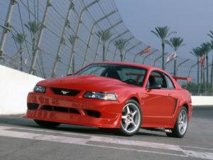 Ford Mustang SVT Cobra R 2000 specs data