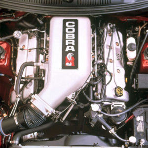 Ford Mustang SVT Cobra R 2000 intake manifold