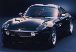BMW Z07 Z8 concept