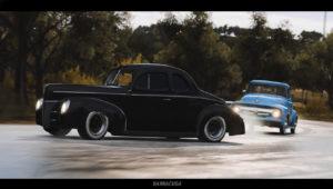 De Luxe Ford