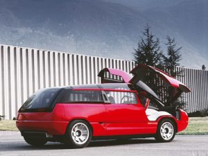 Bertone Genesis history specs