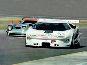 Vector M12 ASR racecar