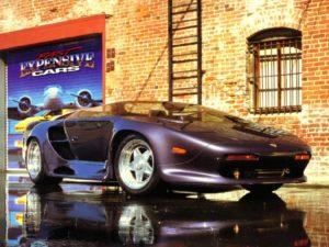Vector WX-3 Roadster specs history data