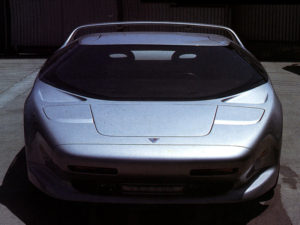 Vector WX-3 Coupe history specs data GT