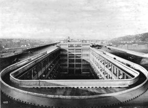 lingotto building track