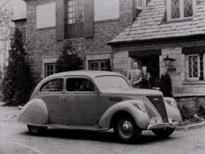 1936 Lincoln Zephyr 2-door Sedan (900-903) 1814 made_