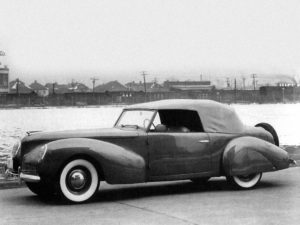 1939 Lincoln Zephyr Continental Mark I Prototype '1939