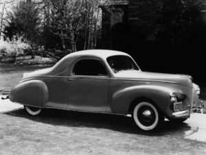 1940 Lincoln Zephyr Coupe (06H-72A) ~1256 made