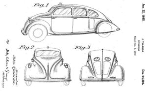 Briggs Dream Car 1933