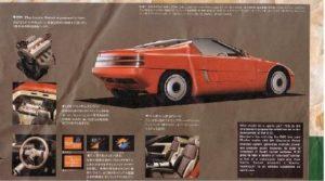 1985 Suzuki mazda RS1 history gt