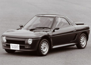 Autozam AZ-550 Type B