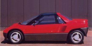 Autozam AZ-550 Type A