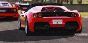 Ferrari J50 assetto corsa mod