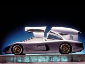 Isdera Commendatore 112i Prototype '1993 history gt data