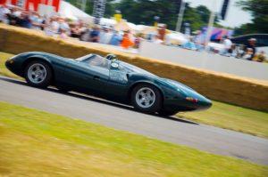 Jaguar XJ13 '1966 data gt hostory