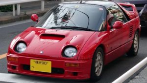Mazdaspeed AZ-1 tune