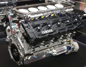 Yamaha V12 engine specs