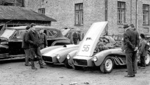 ZIL 112s two chassis