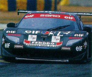 1997 - Sard MC 8-R (Team Menicon Sard)