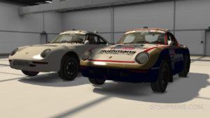porsche 959 dakar assetto corsa mod