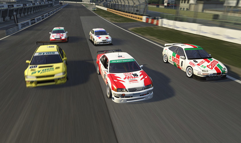 JTCC for Assetto corsa – pack #1 demo ver 0.8 – Chaser, Marino, ImprezaWagon JTCC