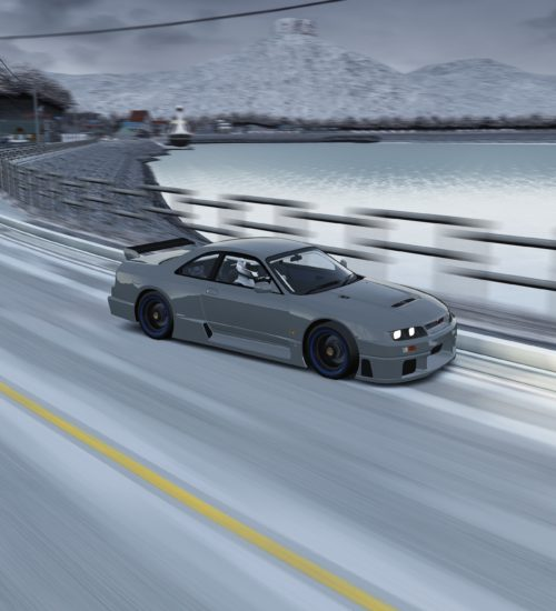 Akina Lake (fantasy track) for Assetto Corsa from Inital D