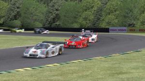 Lancia LC2 group c assetto corsa
