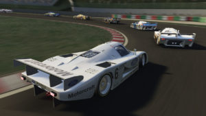 ford c100 group c assetto corsa