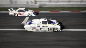 Mazda 717C assetto corsa